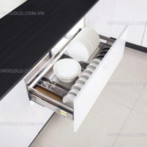 giá bát đĩa hộp gắn cánh Eurogold