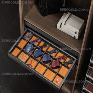 giỏ để đồ trang sức ray giảm chấn Eurogold