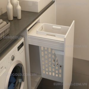 giỏ đựng đồ giặt ray hộp giảm chấn cao cấpgiỏ đựng đồ giặt ray hộp giảm chấn cao cấp Eurogold