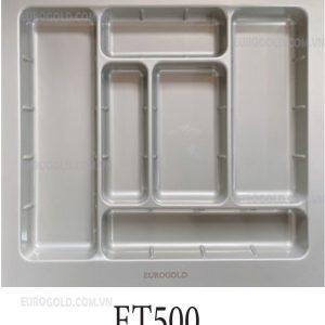 Khay chia thìa nĩa Chất liệu nhựa cao cấp Mẫu 1